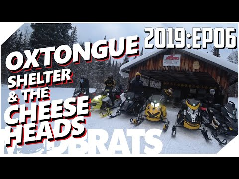 Snowmobiling Muskoka | Dwight To Algonquin Shelter | Wisconsin Sled Heads