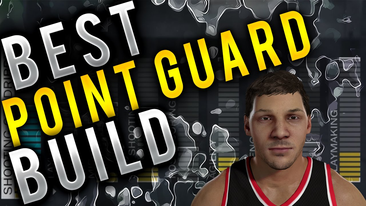 NBA 2K17 CHEESE: BEST POINT GUARD BUILD! • 99 SHOT OFF THE ...