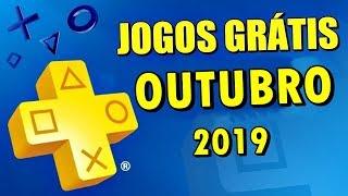 JOGOS GRÁTIS PSN PLUS OUTUBRO 2019 - SERÁ ESSES ?