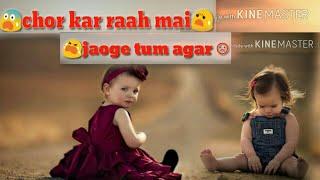 whatsapp video status on love|| lyrics zindagi bewafa hai ye mana magar||sad hindi song