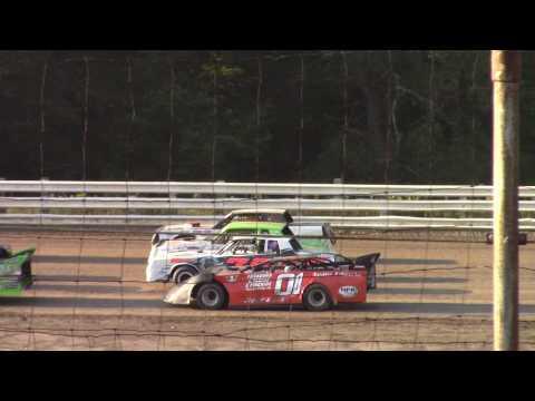 Hummingbird Speedway (9-10-16): 4-Wide Salute in Honor of Marc Deasey