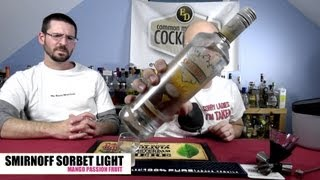 Smirnoff Sorbet Light - Mango Passion Fruit Review