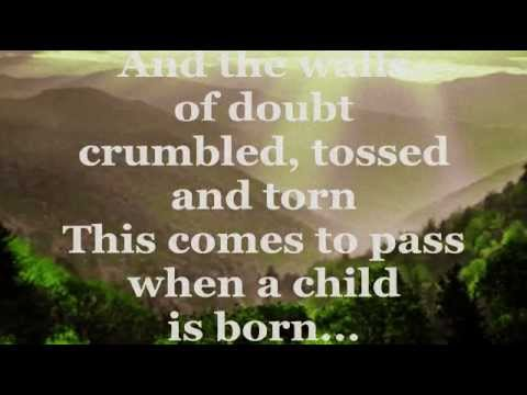 WHEN A CHILD IS BORN (Lyrics) - JOSE MARI CHAN