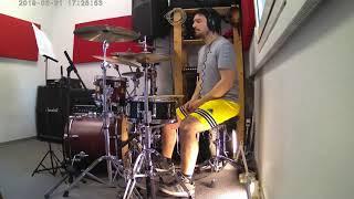 Leprous - The Flood drum cover (Simos Konstantinidis)
