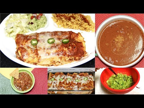 Mexican Cuisine Dinner Video Recipe