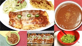 Mexican Cuisine Dinner Video Recipe Rotimatic Owners only  | Bhavna's Kitchen