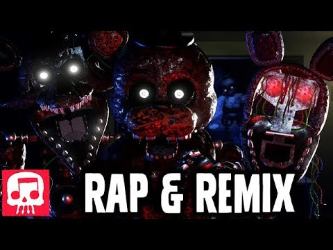 THE JOY OF CREATION SONG + FNAF RAP REMIX by JT Machinima