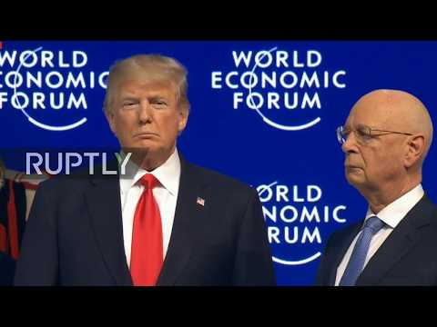 LIVE: World Economic Forum 2018 closes in Davos: Trump delivers keynote address