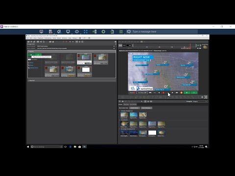 支持从任何设备远程访问 Max Weather 等桌面应用程序并进行天气预报