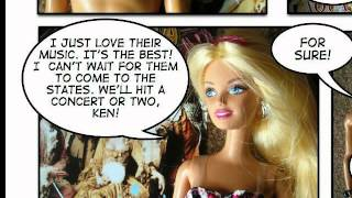 Barbie, Ken and AQUA Megalomania