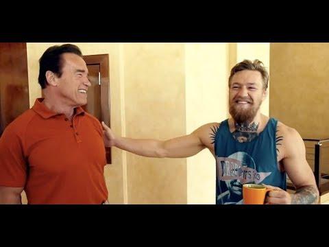 Conor McGregor: Notorious – Meeting Arnold Schwarzenegger (Trailer 4 of 4)