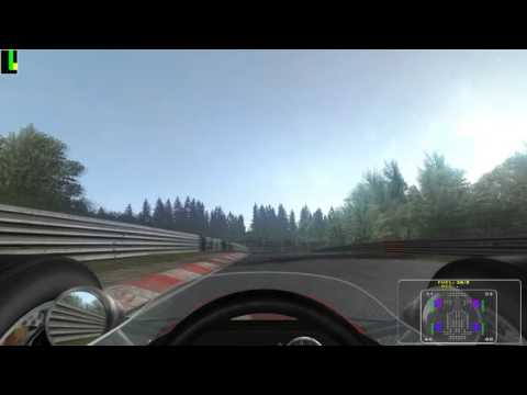 rFactor2: Spark F2B at Nordschleife – ReShade - YouTube