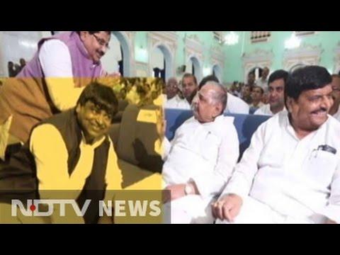Minister Sacked By Akhilesh Yadav Back, Mulayam Singh Says, 'Bless All'
