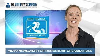 Video Newscasts for Membership Organisations & Trade Bodies