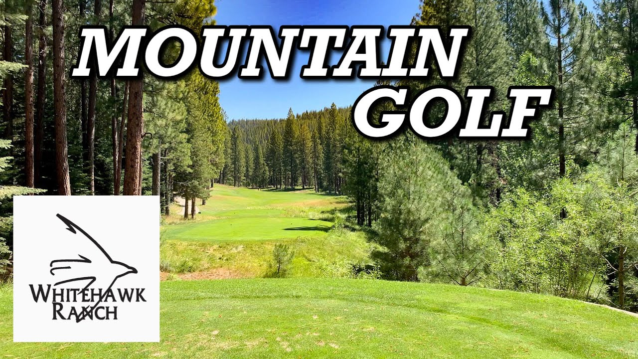 Whitehawk Ranch Golf Club   Course Vlog - Front 9