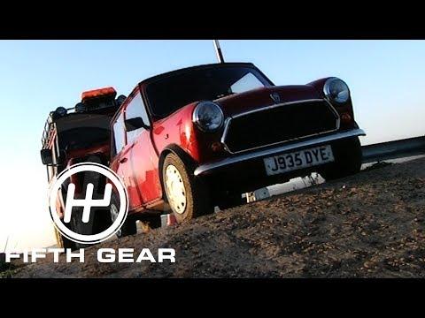 Fifth Gear: Mini Cooper The Ultimate City Car?