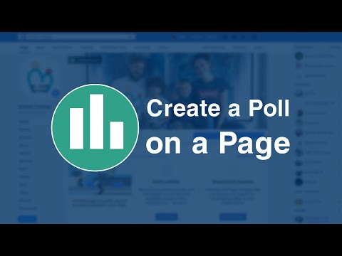How To Create A Poll On A Fan Page In 2020 (facebook Doesn't Show You)