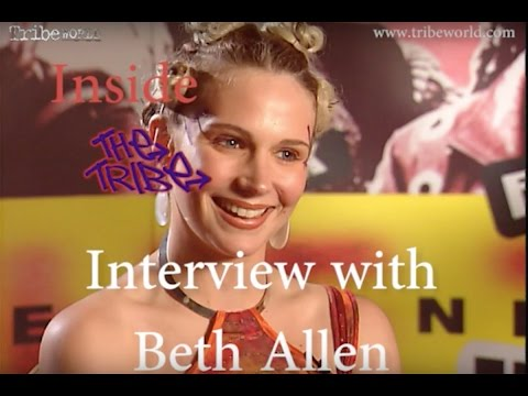 Inside The Tribe 6: Interview with Beth Allen (AMBER)