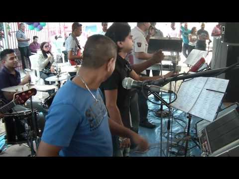 The Eagles from Suriname live Madhubala Ft Rayen Nannan
