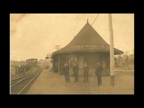 Greenville Junction Depot Historic Tour