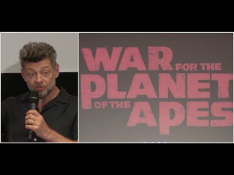 War of the Planet of the Apes - Talking Ape Behaviours - Panel Q&A