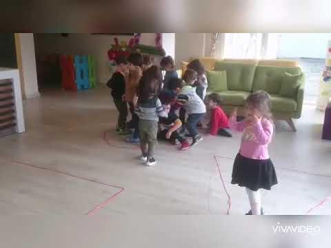 Etki Okulları - Öğrenmenin Merkezinde Daima Oyun Var - Şekil Kavramını Eğlenerek Öğreniyoruz :)