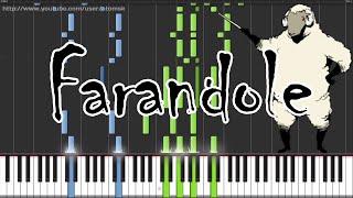 Catherine - Bizet L'arlésienne Second Suite Farandole (Synthesia)