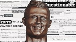 Sculptor of Infamous Cristiano Ronaldo Bust Gets Shot At Redemption