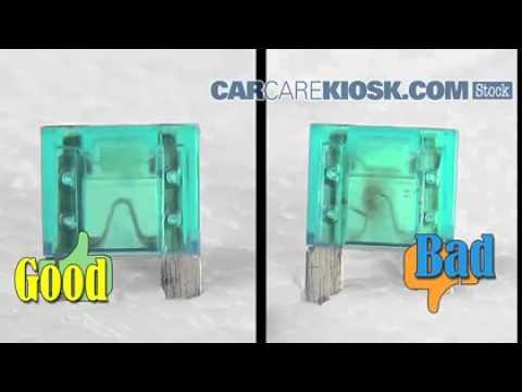 2004 2008 Ford F 150 Interior Fuse Check  Remove Bad Fuse