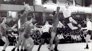 Gheorghe Gruia, mâna de aur a handbalului românesc