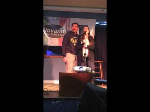 Duet! @ HERO Campaign Karaoke Night!!!!!