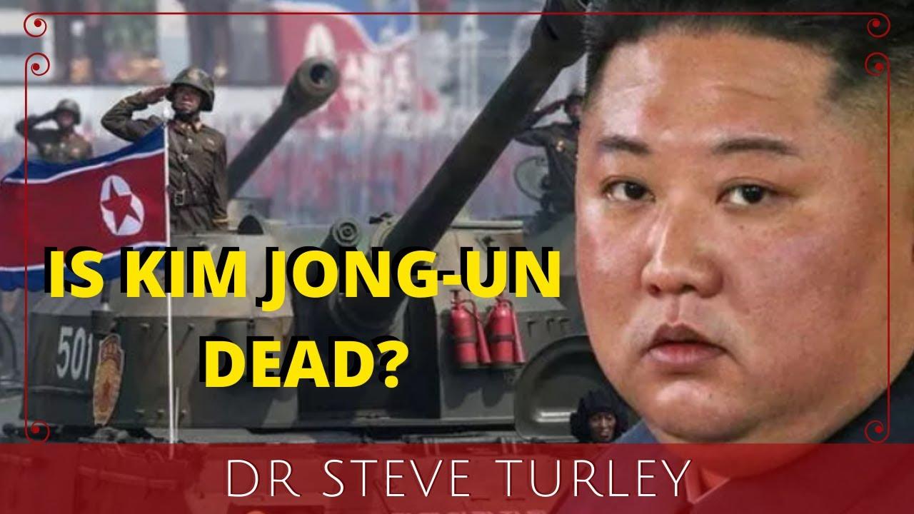 Mystery over Kim Jong-Un's Death Rumor Sends SHOCKWAVES Throughout Region!!!