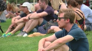 Food, Beer & Music Draw Crowds To Loring Park Festival