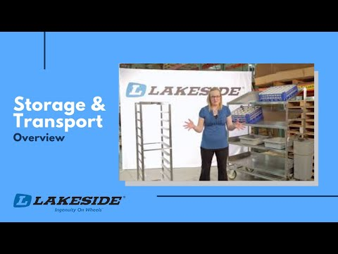 Lakeside Storage and Transport Overview