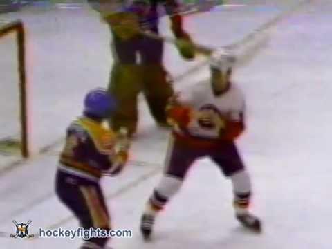 Colin Campbell vs Bob Bourne Mar 4, 1980