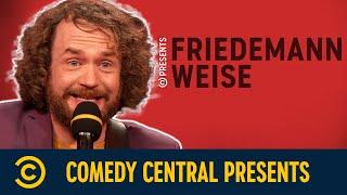 Comedy Central presents: Friedemann Weise