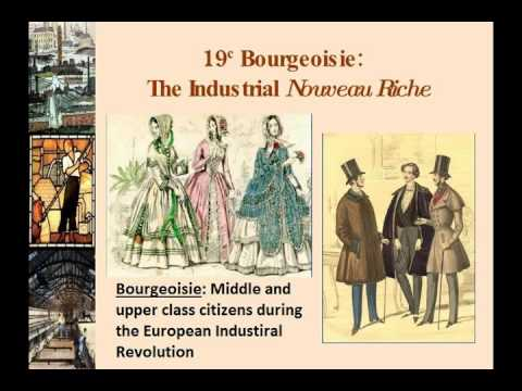 The Social Changes of The Industrial Revolution