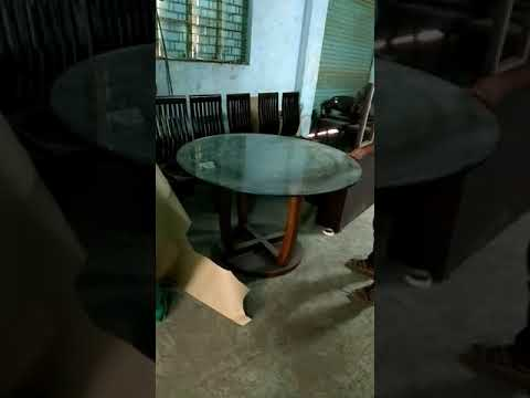 Merveilleux Moving Round Dining Table, Revolving Dining Table Manufacturer In  Ahmedabad, India.