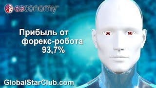 EAconomy - Прибуток від форекс-робота 93,7%!
