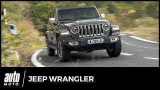 2018 Jeep Wrangler - Essai : mature et découverte