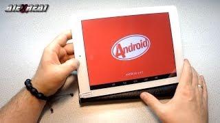 Onda V975M обзор планшета на android 4.4.2 KitKat Retina дисплей review