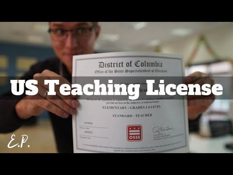 How To Get A Teaching Certificate / License Online (TEACH-NOW Overview)
