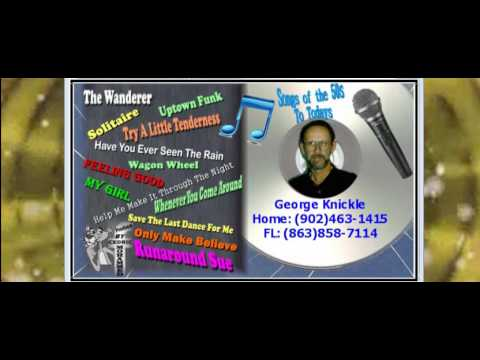 Live solo singer for hire with karaoke available in Dartmouth or Halifax