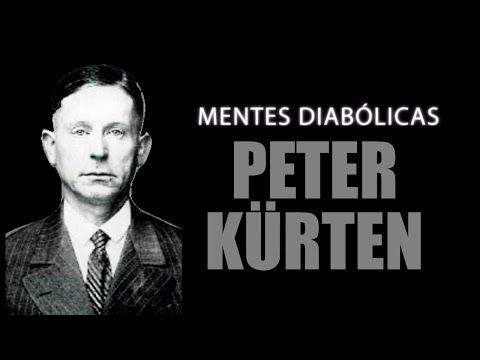 PETER KURTEN | Mentes Diabólicas