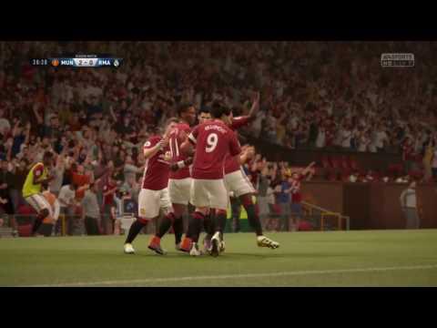 FIFA 17 PS4 Mkhitaryan Goal