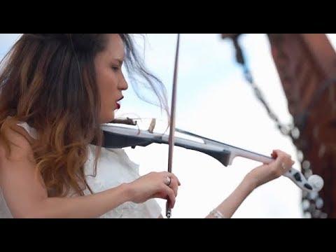 Subeme La Radio ( Enrique Iglesias)   Amazing Electric Violin .Dec.2017