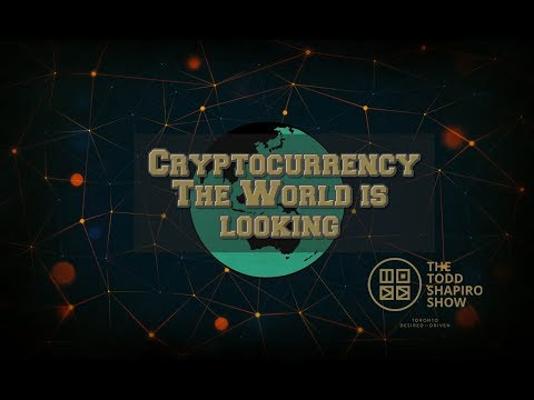 """Cryptocurrency - The World is looking at them"" ZeU's Frank Dumas"