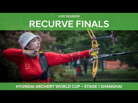 Live Session: Recurve Finals | Shanghai 2018 Hyundai Archery World Cup S1