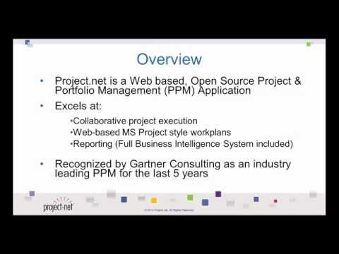 Project net 9 5 1 Video Overview Tour | Open Source Project