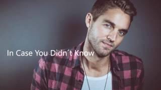 Brett Young - In Case You Didn´t Know Traducida Español + Lyrics